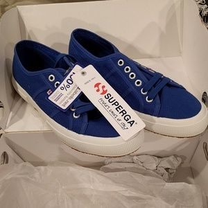 Royal Blue Superga